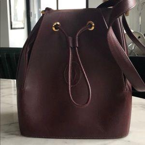 💯 Authentic Cartier Bucket Bag